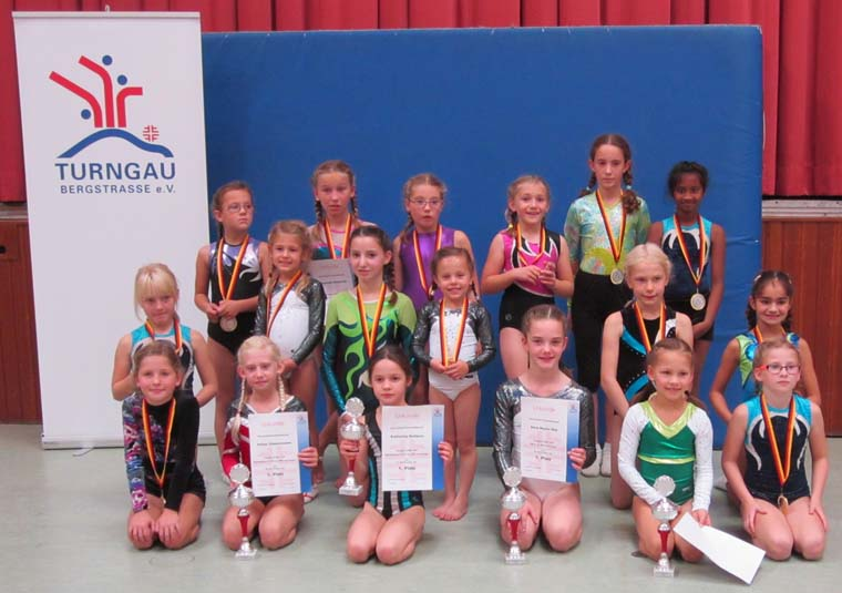 Gauturnpokal Lampertheim 2014